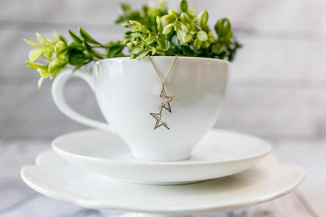 Breathe-Love-Jewelry-Gold-CZ-Star-Necklace
