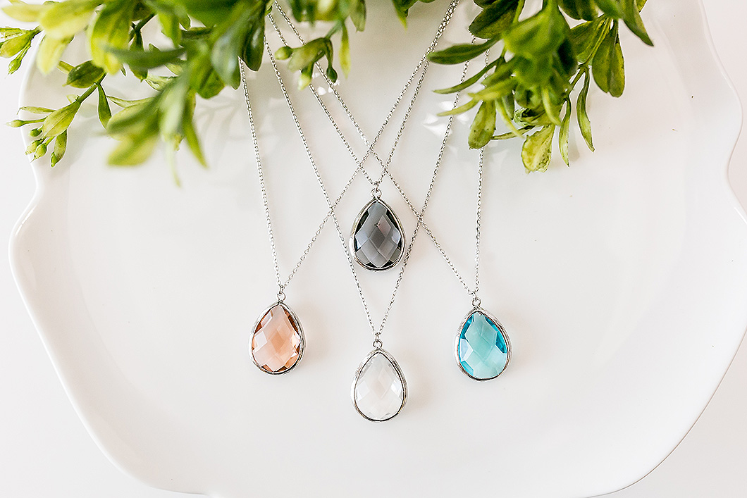 Breathe-Love-Jewelry-Colorful-Drop-Necklaces